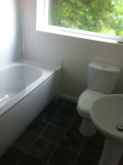 Bathroom fitting