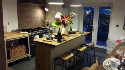 Rustic Industrial Kitchen project