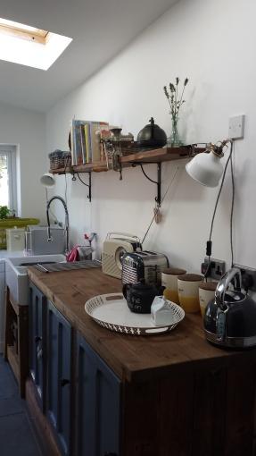 Industrial Chic kitchen design