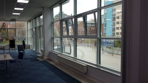 Commercial property refurbishment