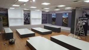 Moore & Large Showroom