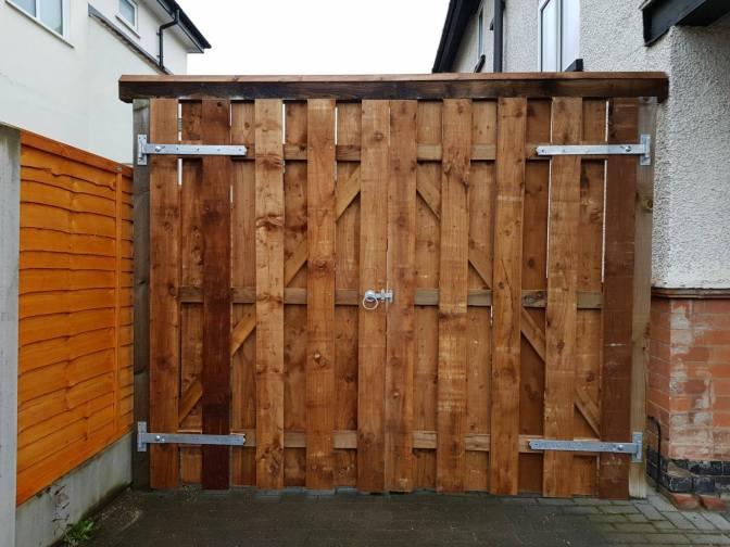 Bespoke gate Henley Maintenance