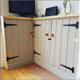 Fusebox cupboard